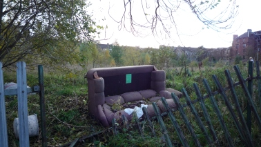 Instead, it's being used as a dumping ground - and this has been the case for over three decades.
